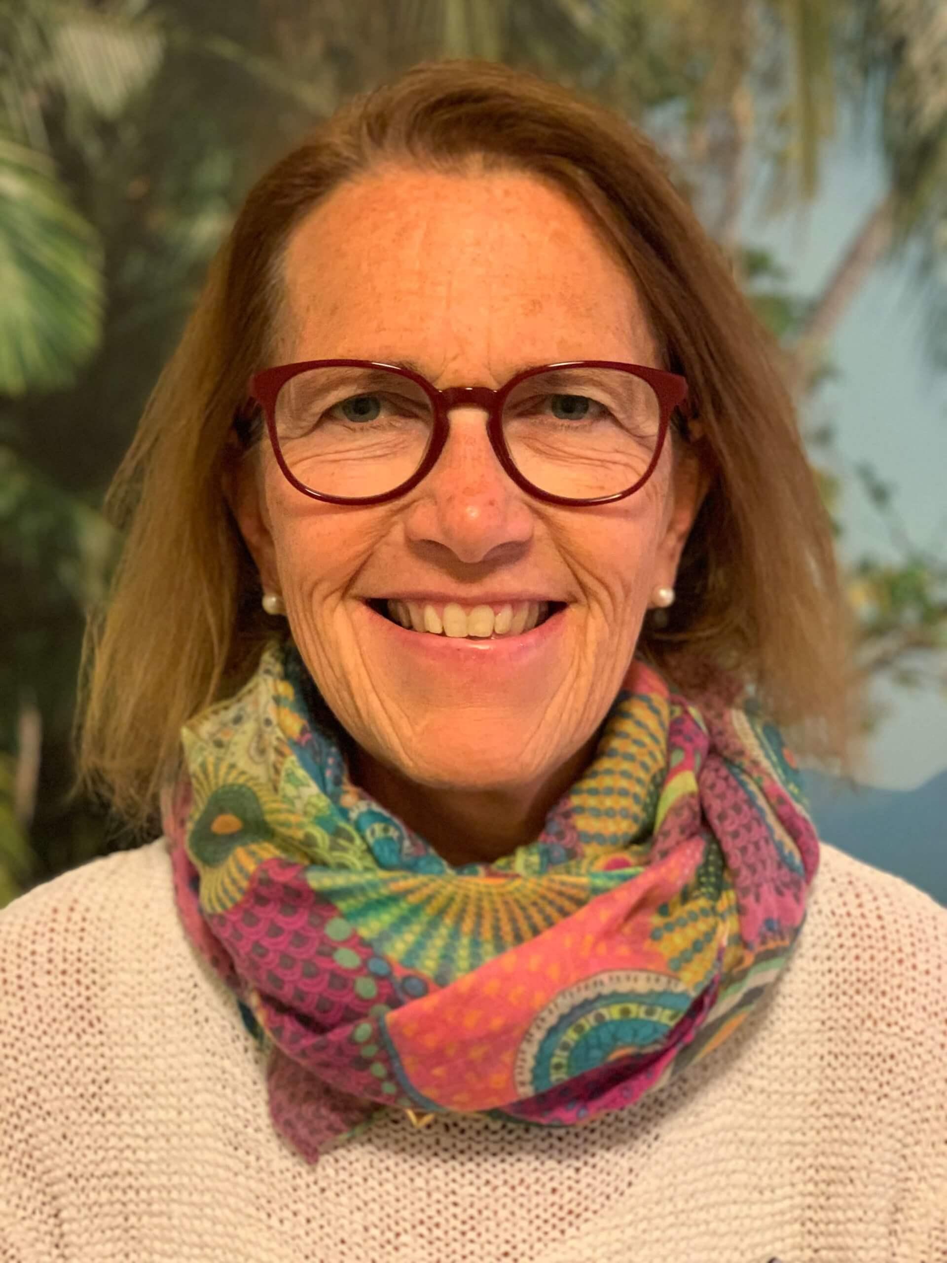 Porträtt Susanne Nilsson